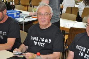 Manfred rocks