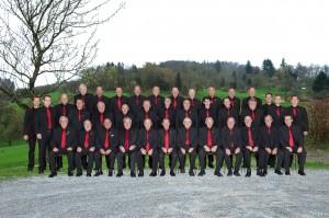 Der Männerchor 2013